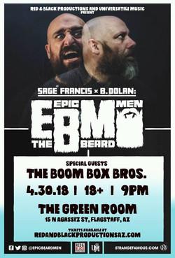 4-30-18 (Epic Beard Men)