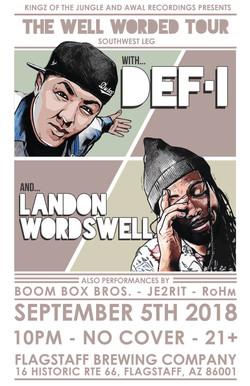 9-5-18 (Def-I & Landon Wordswell)