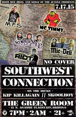 7-17-15 (Southwest Connection)