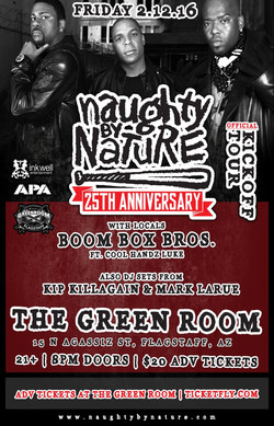 2-12-16 (Naughty By Nature)