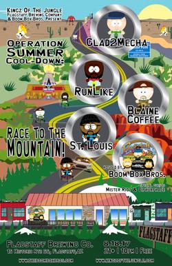 8-18-17 (Race 2 The Mountain)