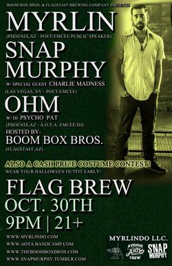 10-30-15 (Myrlin, Snap Murphy & Ohm)