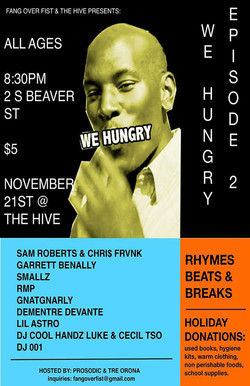 11-1-15 (We Hungry 2)