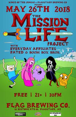 5-26-18 (Mission Life)