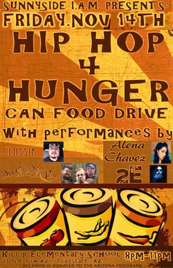 11-14-14 (Hip Hop 4 Hunger)