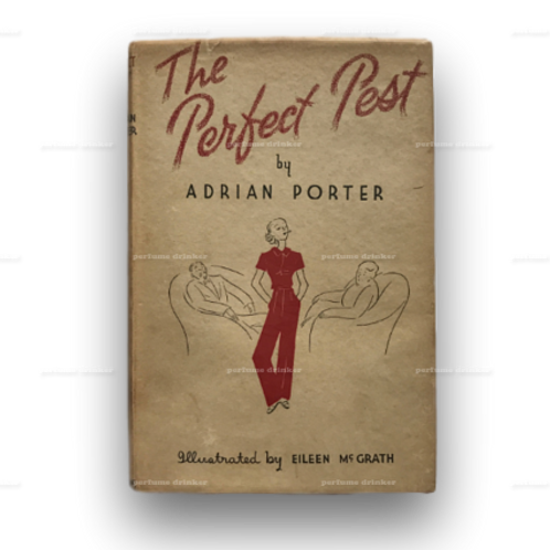 The Perfect Pest, 1936. Signed, with poem from author.