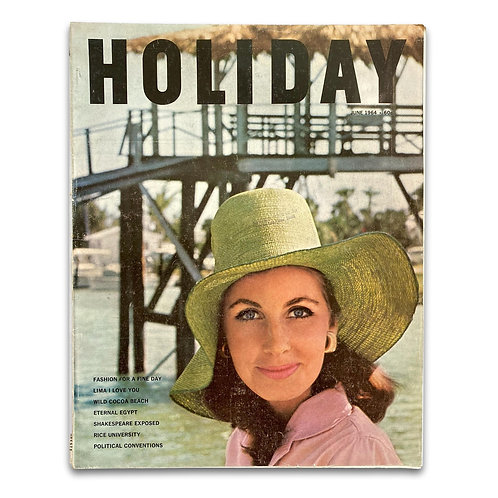 Holiday, June 1964.