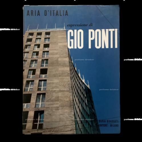 Aria d'Italia: Espressioni del Gio Ponti. Scarce 2011 Milanese Triennale copy.