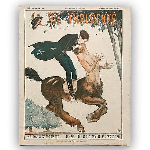 La Vie Parisienne, April 19, 1924.