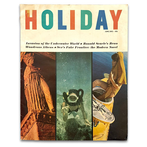 Holiday, June 1965.