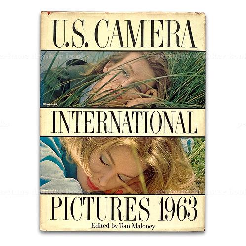 U.S. Camera International Pictures, 1963.