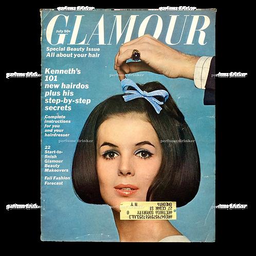 Glamour Magazine, July 1963.