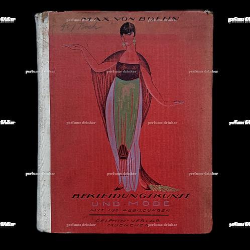 Bekleidungskunst und Mode, 1918.