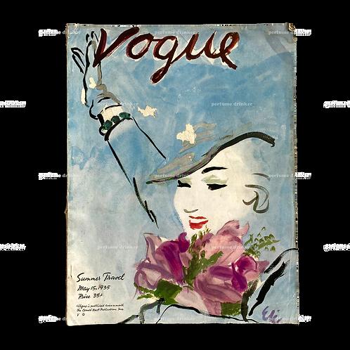 Vogue, May 15, 1935.