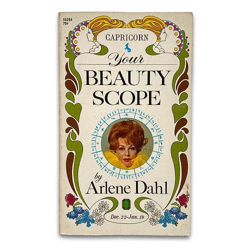 Your Beauty Scope: Capricorn, by Arlene Dahl, 1969.