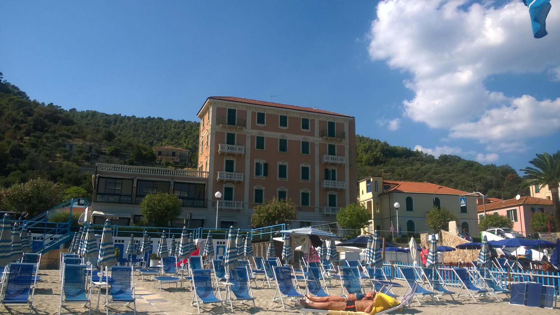 Visuale dell'Hotel