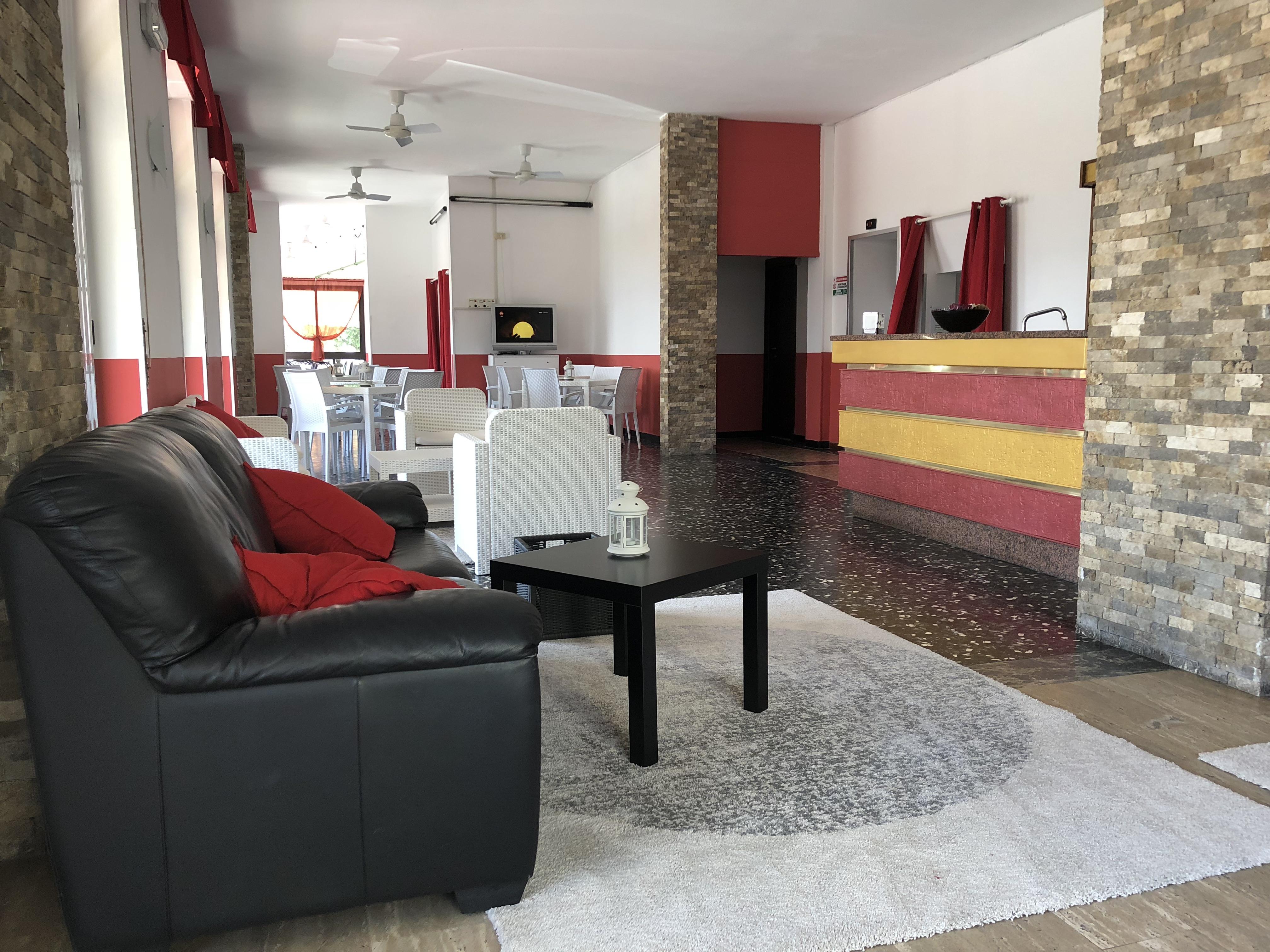 La Caffetteria e la Hall