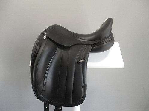 "Equipe Viktoria Dressage Saddle 16.5"" / 17"" MW"