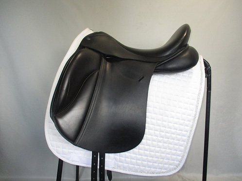 "Paul Fielder PFI Int Edison 17"" Dressage Saddle"