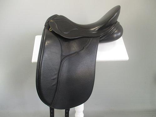 """Peter Horobin Amazone Dressage Saddle 17""""  MW -W"""