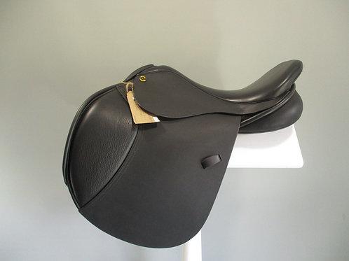 "Ideal WRS Devo Jump Saddle 17.5"" M"