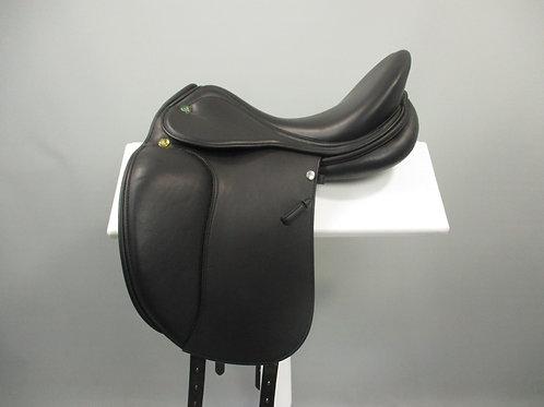 """Prestige Lucky Idol Dressage Saddle 16"""" MW"""