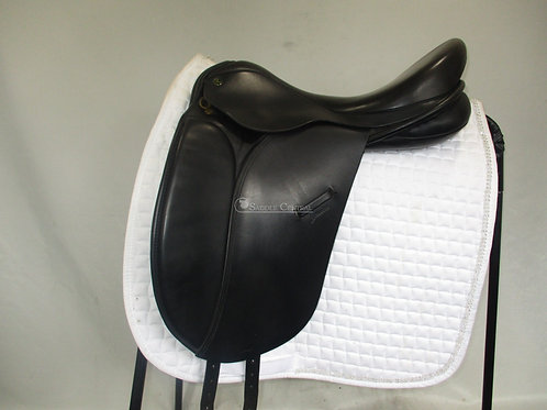 "Ideal Jessica Dressage Saddle 17"" / 17.5"""