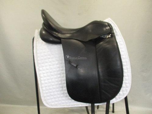 "Albion Platinum SLK Dressage Saddle 17.5"" M  *Genesis Tree*"