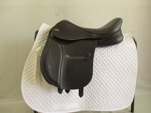 Kent and Masters Pony Saddle 15""