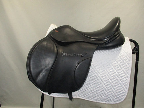 """Kent & Masters High Wither S Series 17"""" GP Saddle"""