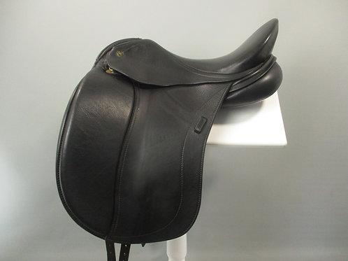 "Peter Horobin Liberty Dressage Saddle 17"" M"