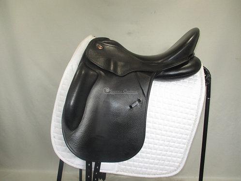 "Kieffer Kontakt Dressage Saddle size 2 17.5"""