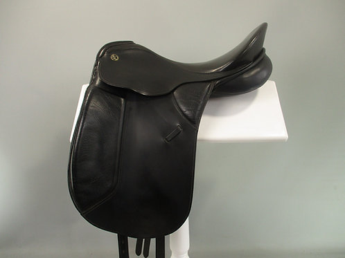 "Kieffer Lech Dressage Saddle 17"" NM-M"