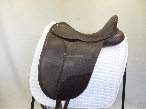 "Bates Isabell Dressage Saddle 17"""