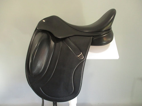 "Bates Innova Mono + Dressage Saddle 17""- 17.5"" (size1)"