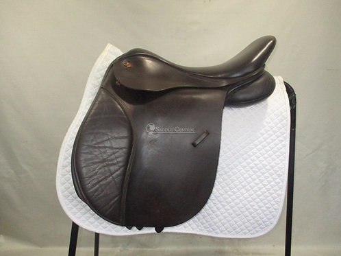 "Kent and Masters 17"" / 17.5"" Low profile / Cob  GP Saddle"