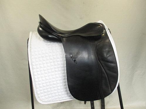 "Passier Grand Gilbert Dressage Saddle 17.5"" W"