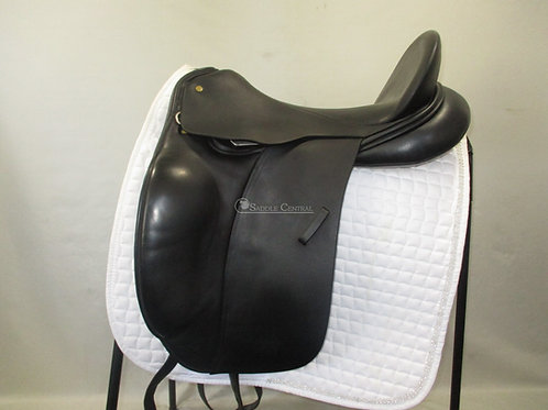 Hawkesbury Pro Trainer Dressage Saddle 17.5""