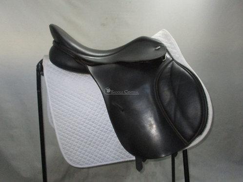 "Thorowgood T6 All Purpose Saddle 17.5"""