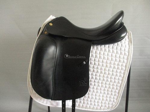"Prestige Top Dressage Saddle 17"" / 17.5"" M"