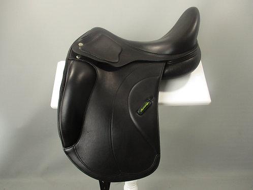 """Amerigo Siena Cervia Dressage Saddle 17"""" M/MW"""