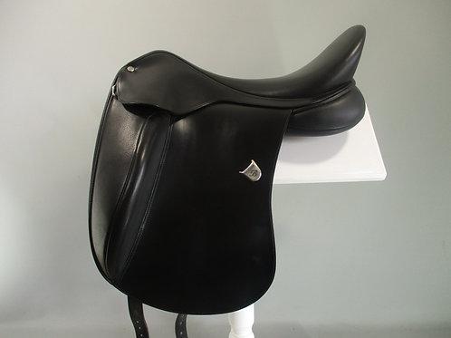 "Bates Innova Dressage Saddle 17.5"" - 18"""