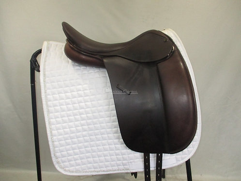 "Trainers Masters 16.5""Show / Dressage Saddle"