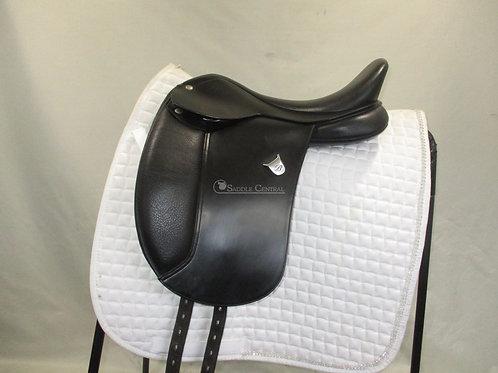 """Bates Pony Dressage Saddle 16"""""""