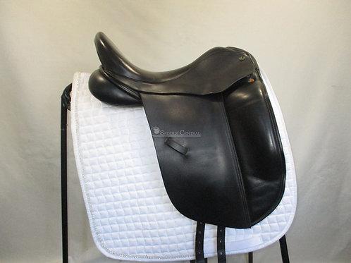 "Ideal Suzannah 17"" Dressage Saddle"