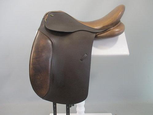 Brown Show saddle