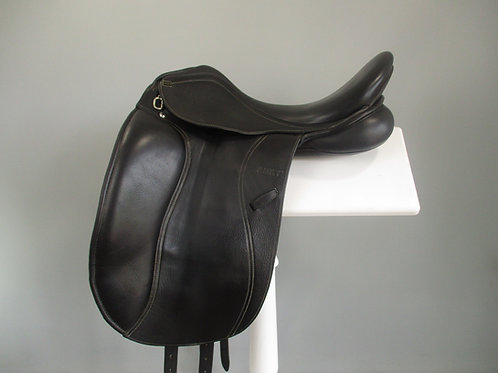 Anky Pro Dressage Saddle 17""