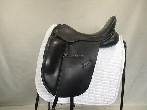 "Ideal Suzannah 17.5 / 18""  XW Dressage Saddle"
