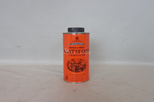 Neatsfoot Compound leather oil 500ml