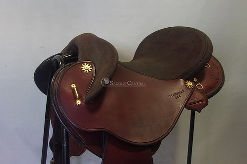 Mathew Murray Stockman Half Breed Saddle PLUS EXTRAS